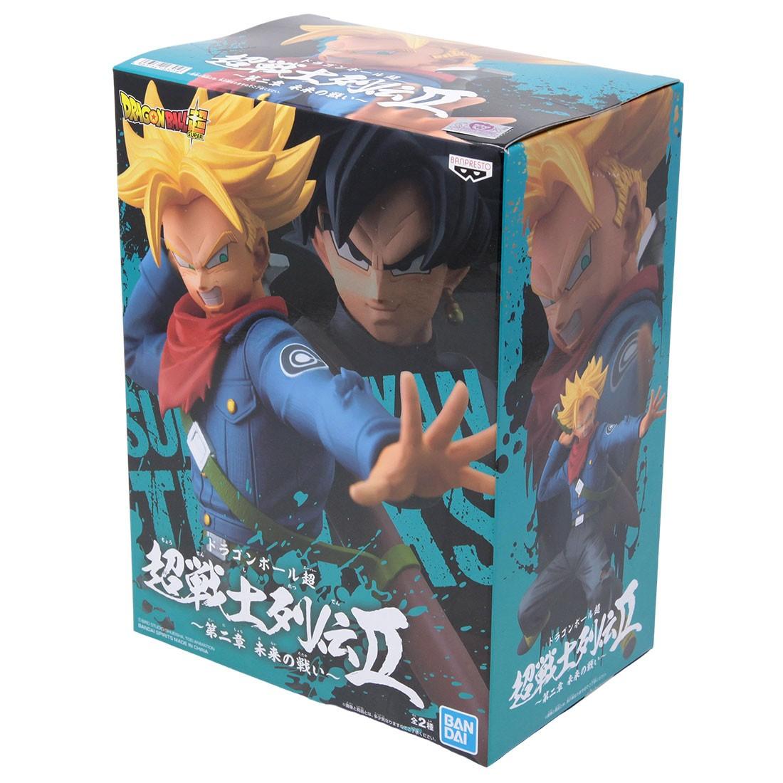 Banpresto Dragon Ball Super Chosenshi Retsuden 2 Vol. 2 Super Saiyan Future Trunks