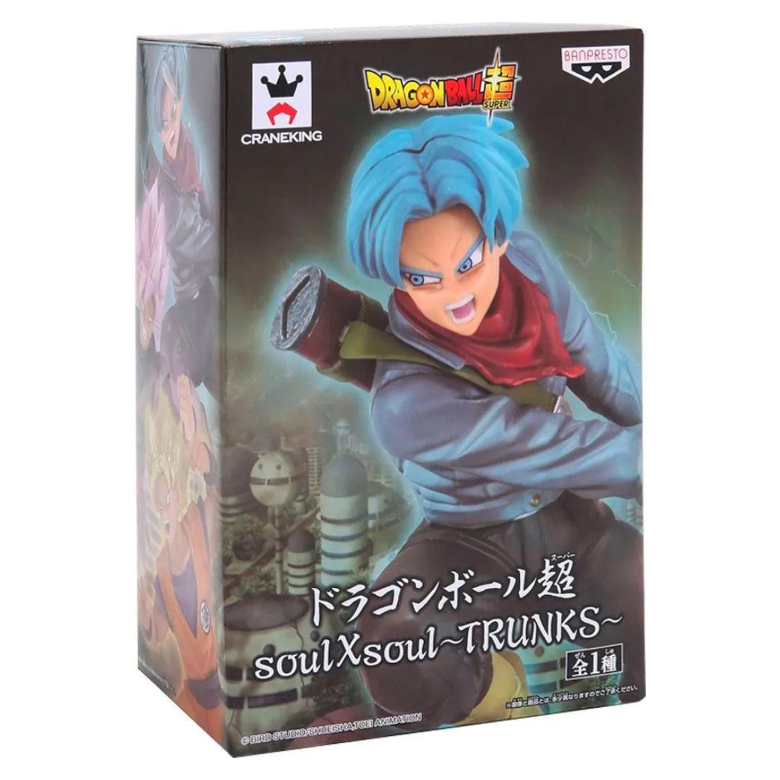 Banpresto Dragon Ball Super Soul x Soul Trunks