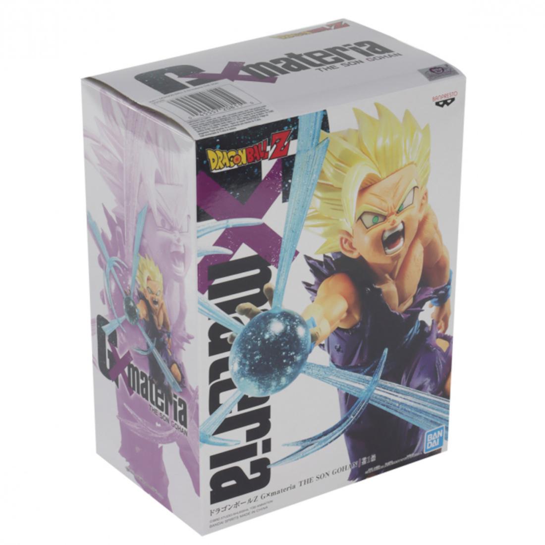 Banpresto Dragon Ball Z G X Materia The Son Gohan