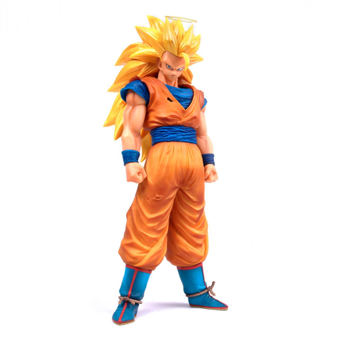 Banpresto Dragon Ball Z Grandista Nero Super Saiyan 3 Son Goku