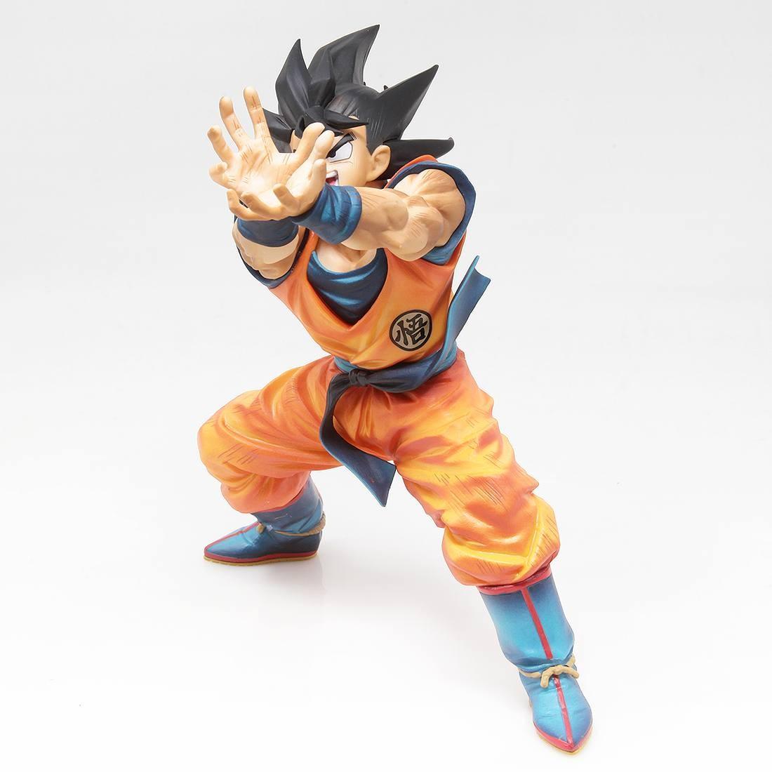 Banpresto Dragon Ball Z Ichiban Kuji Son Goku Kamehameha