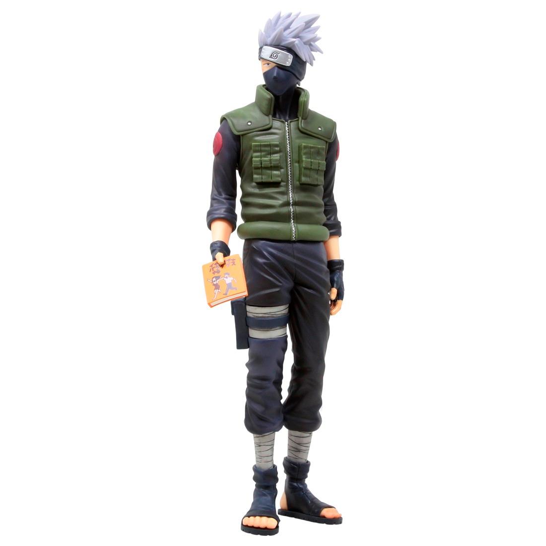 Banpresto Naruto Shippuden Grandista Nero Hatake Kakashi
