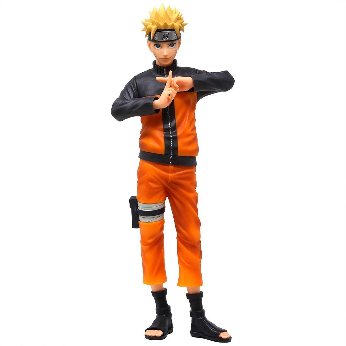 Banpresto Naruto Shippuden Grandista Nero Uzumaki Naruto