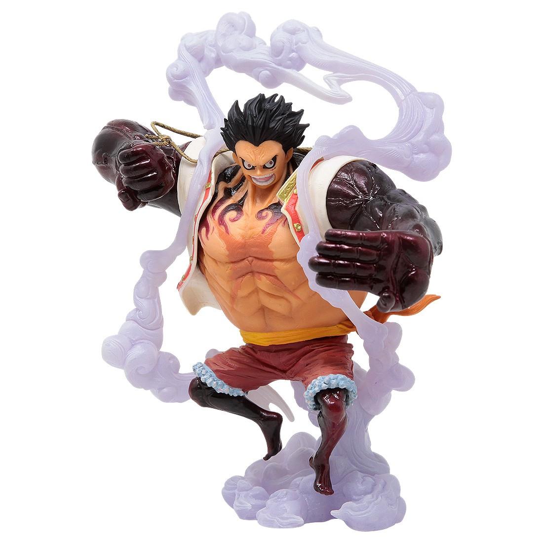 Banpresto One Piece King of Artist Gear 4 Special Version Monkey D. Luffy