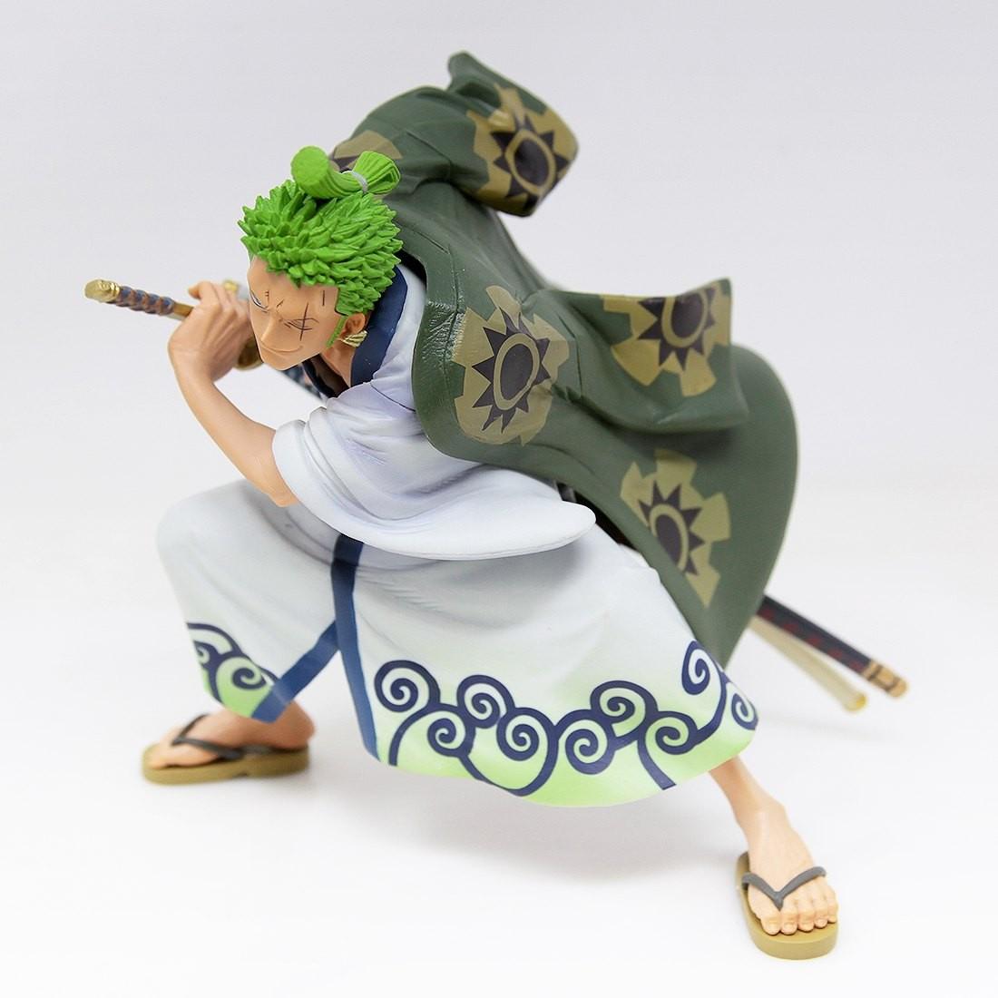 Banpresto One Piece Wano Kuni King Of Artist The Roronoa Zoro