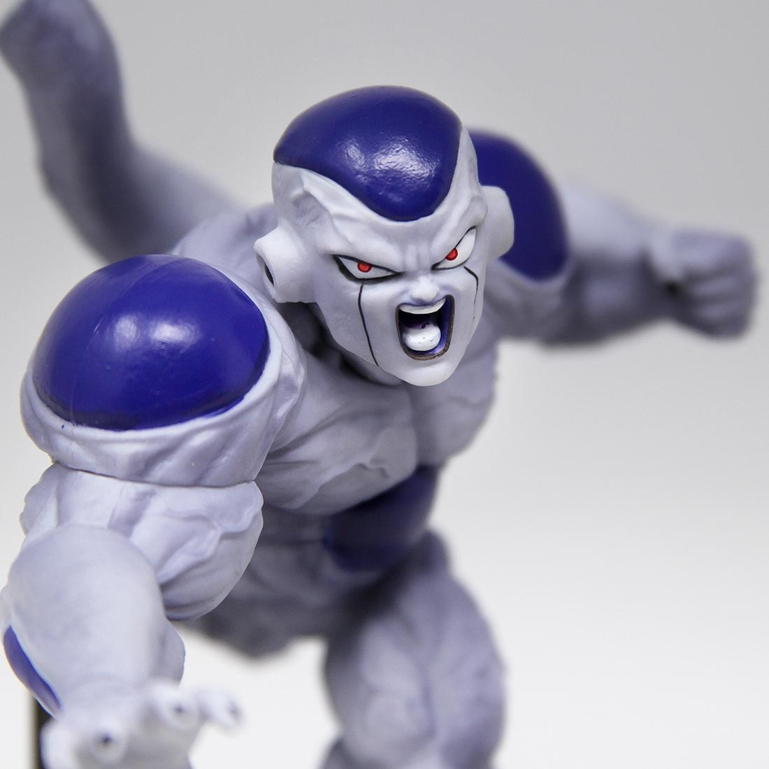 Banpresto The Movie Dragon Ball Super Broly SCultures The TAG Team Frieza Z-Battle Figure