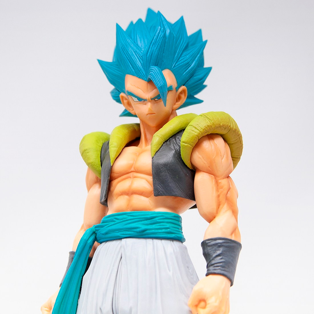 Banpresto The Movie Dragon Ball Super Broly Super Master Stars Piece The Gogeta The Brush Super Saiyan Blue