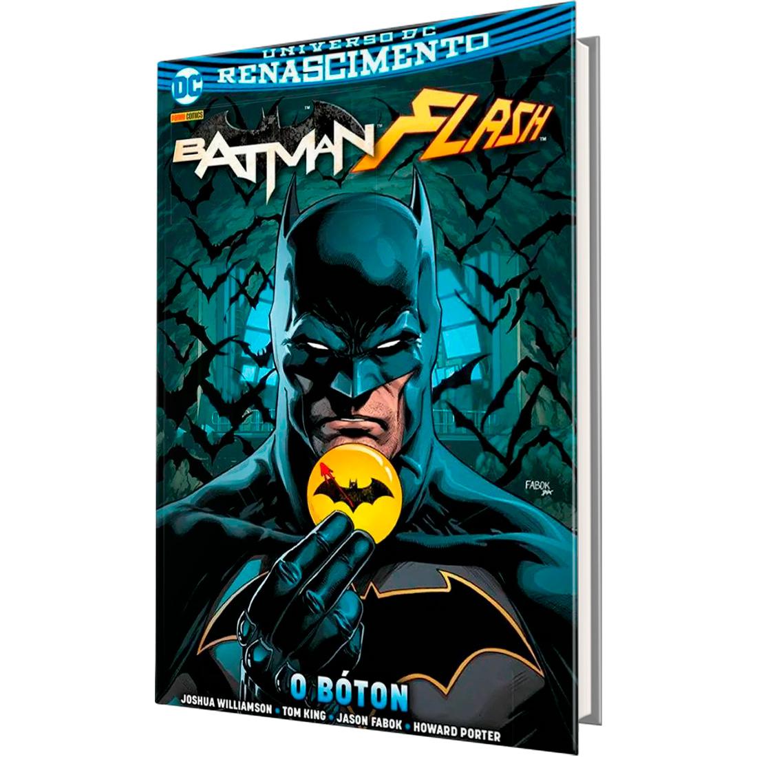 Batman & Flash - O Bóton