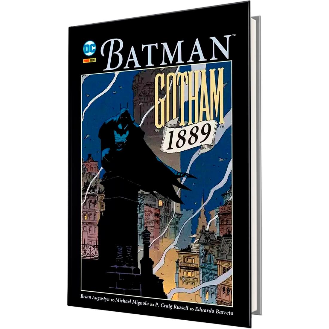 Batman - Gotham City 1889