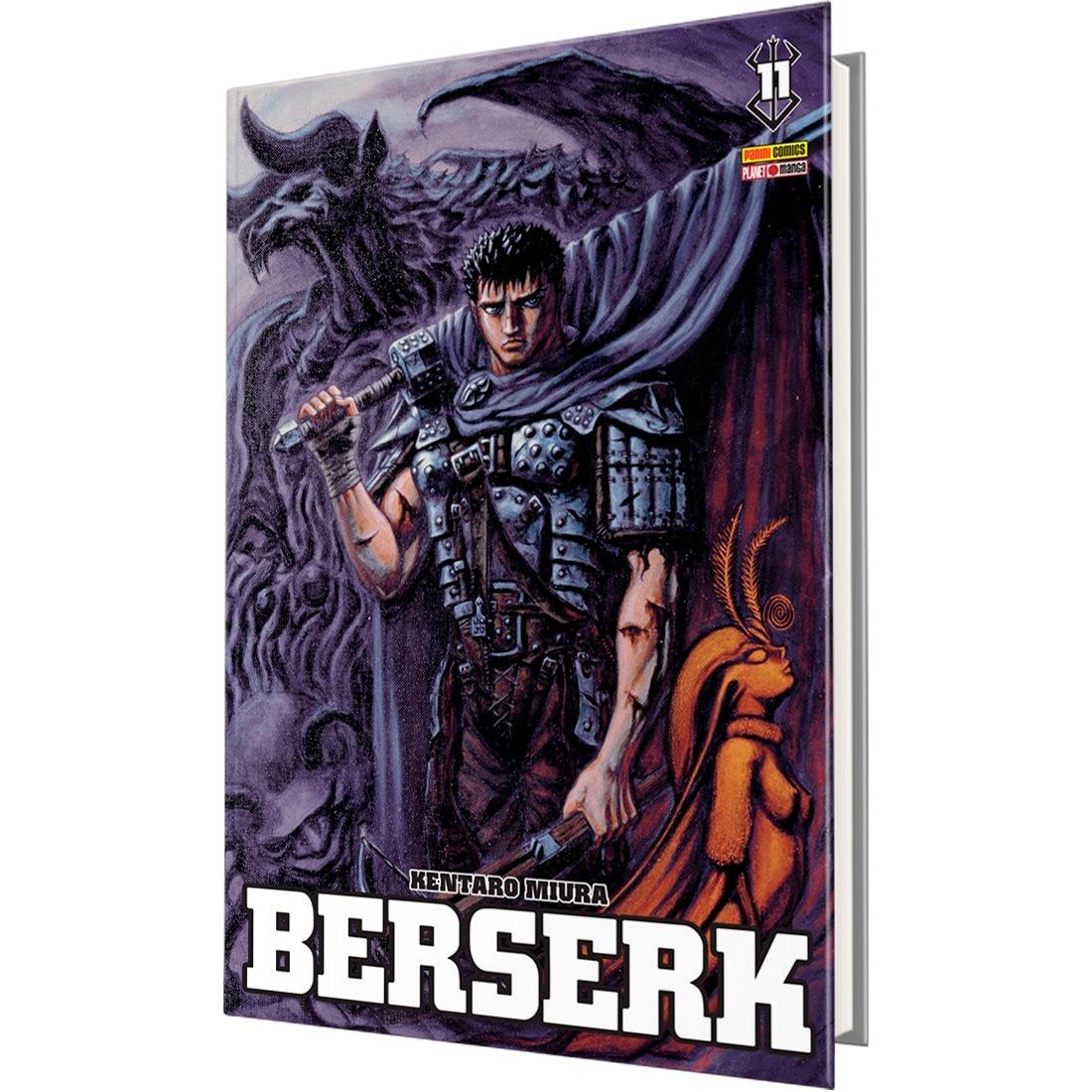 Berserk - Edição de Luxo Vol. 11