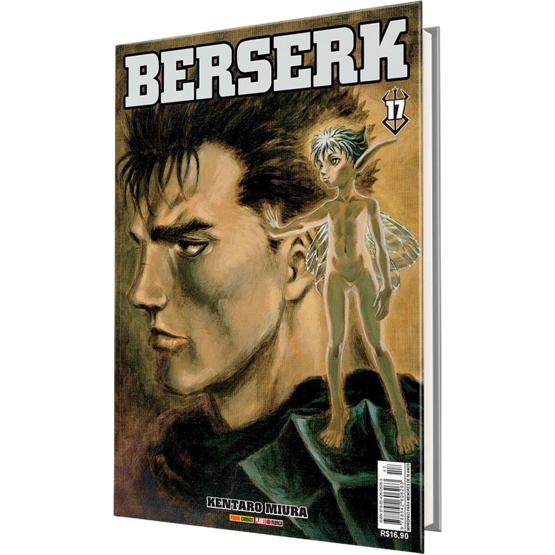 Berserk - Edição de Luxo Vol. 17