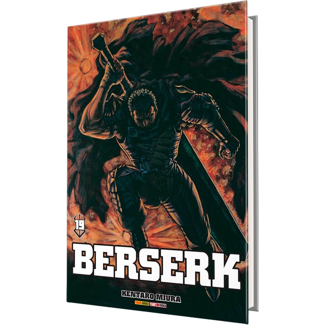 Berserk - Edição de Luxo Vol. 19