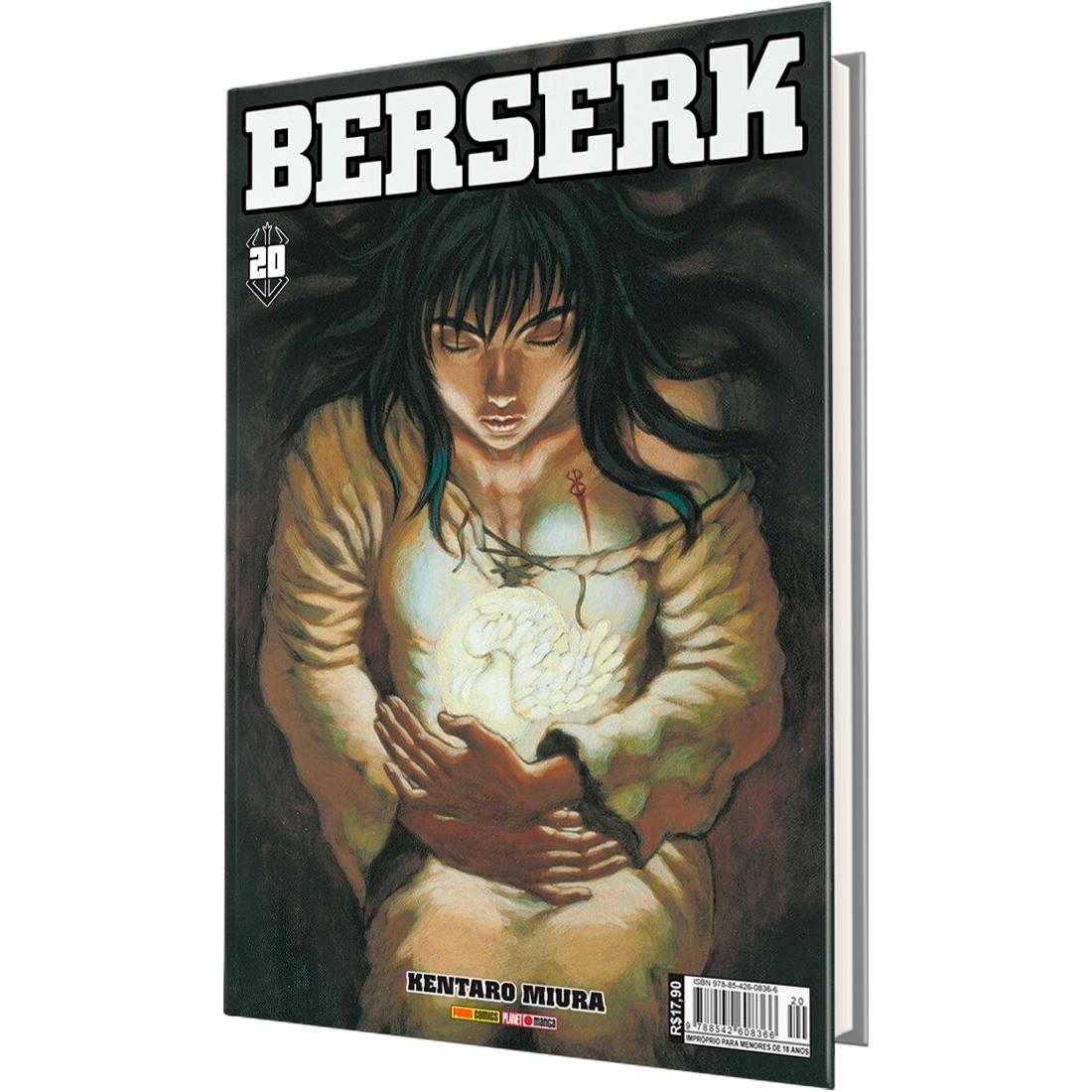 Berserk - Edição de Luxo Vol. 20