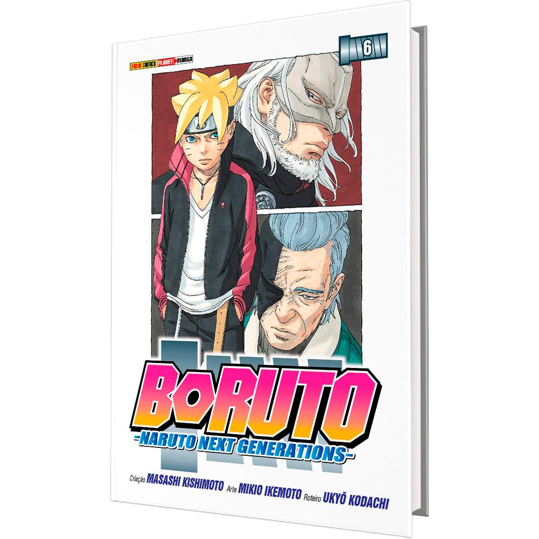 Boruto - Naruto Next Generations Vol. 6