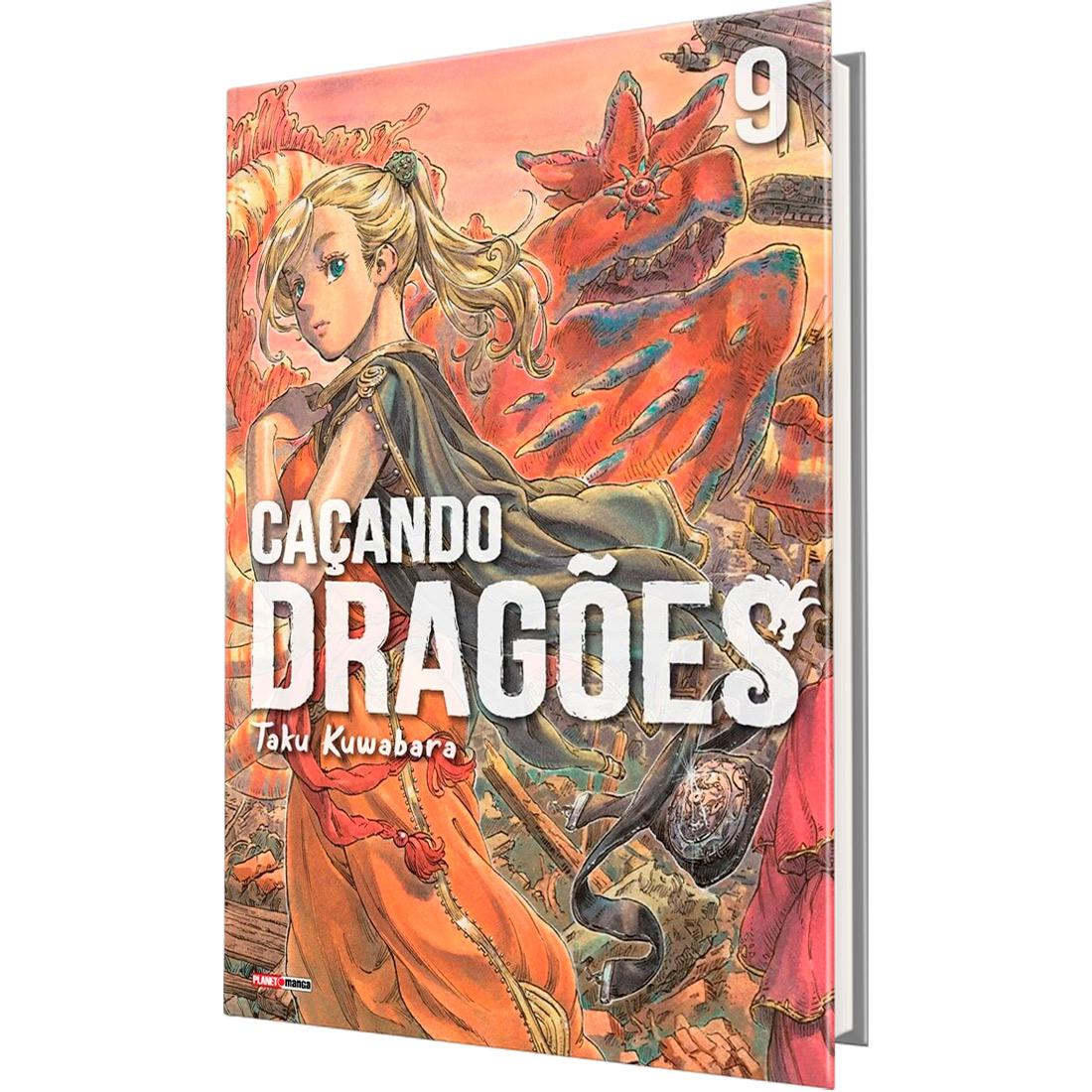 Caçando Dragões Vol. 9