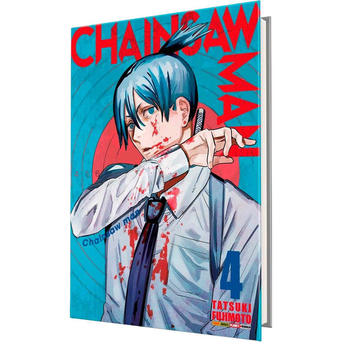 Chainsaw Man Vol. 4