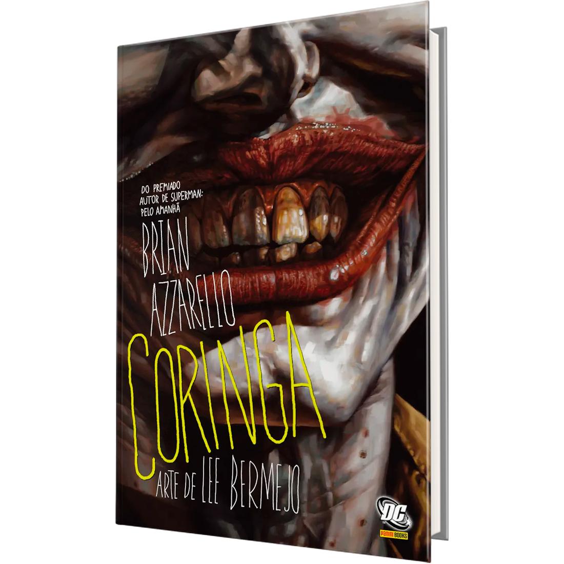 Coringa - Brian Azzarello