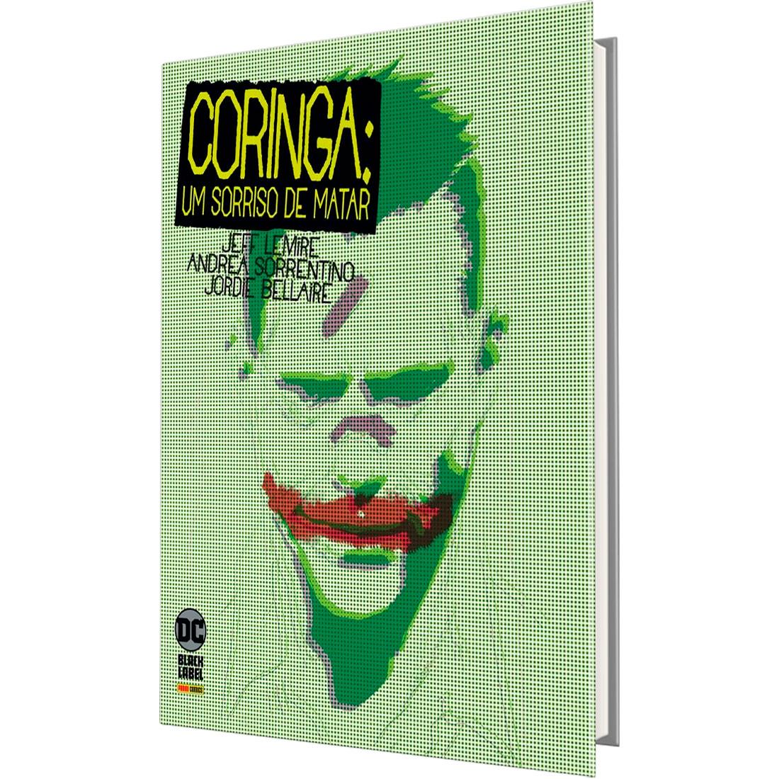 Coringa - Um Sorriso de Matar