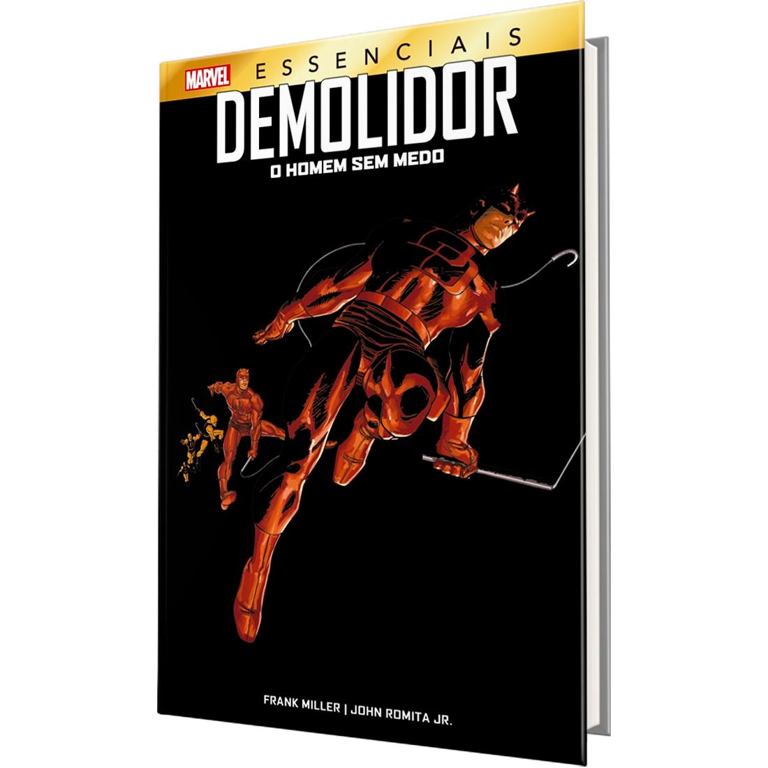 Demolidor - O Homem Sem Medo - Marvel Essenciais
