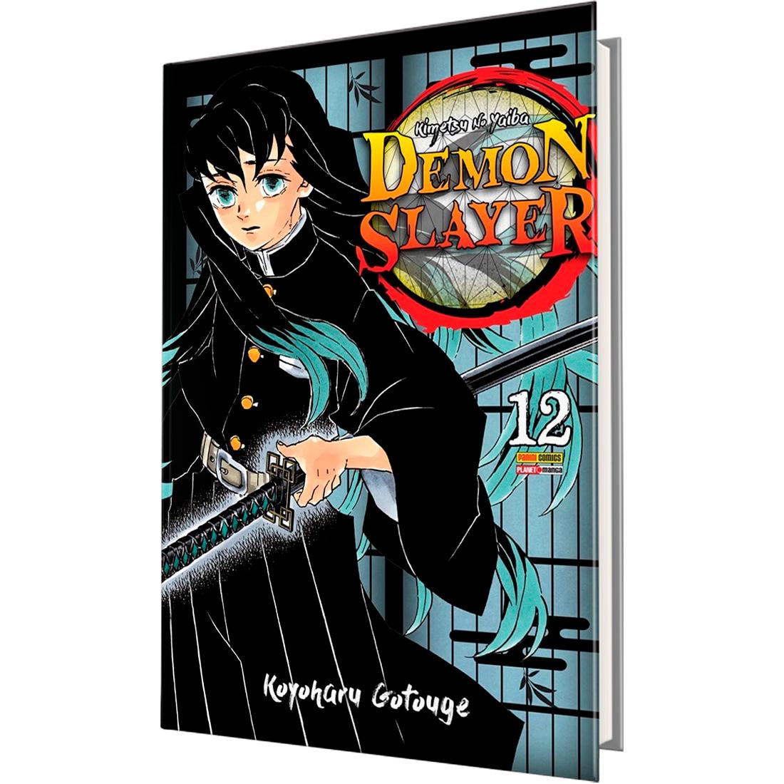 Demon Slayer - Kimetsu no Yaiba Vol. 12