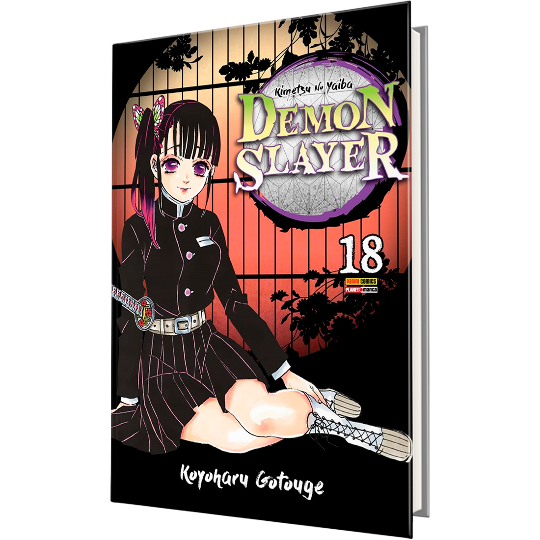 Demon Slayer - Kimetsu no Yaiba Vol. 18