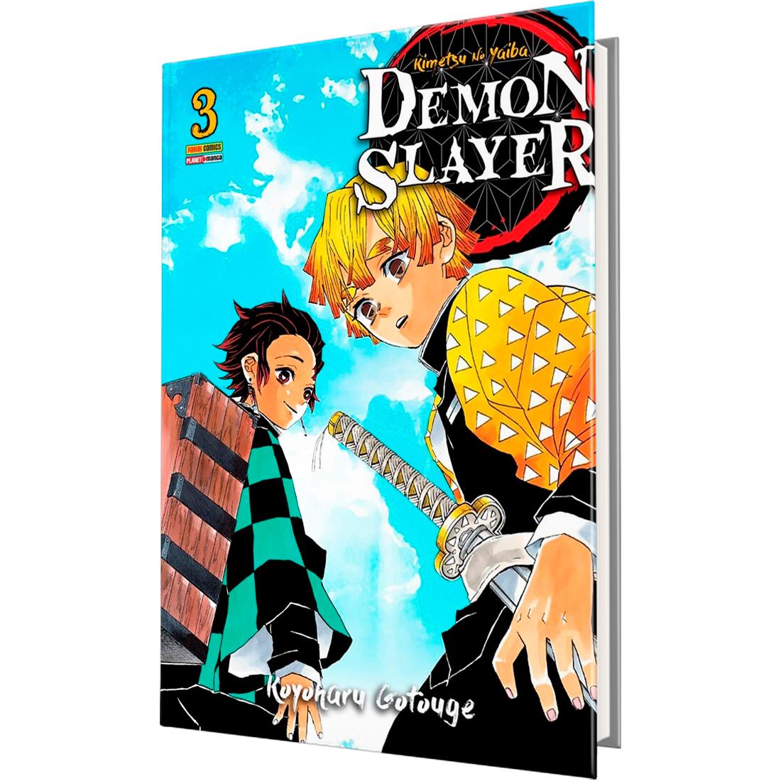 Demon Slayer - Kimetsu no Yaiba Vol. 3