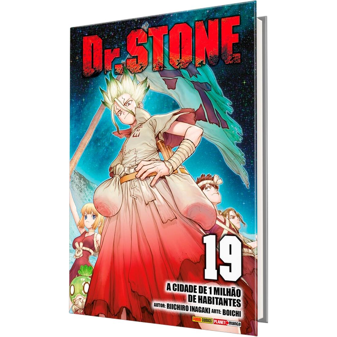 Dr. Stone Vol. 19