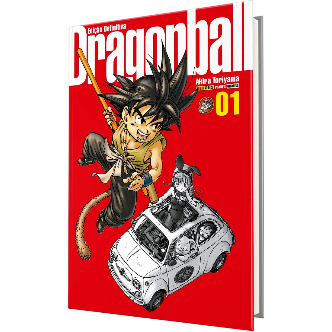 Dragon Ball - Edição Definitiva Vol. 1