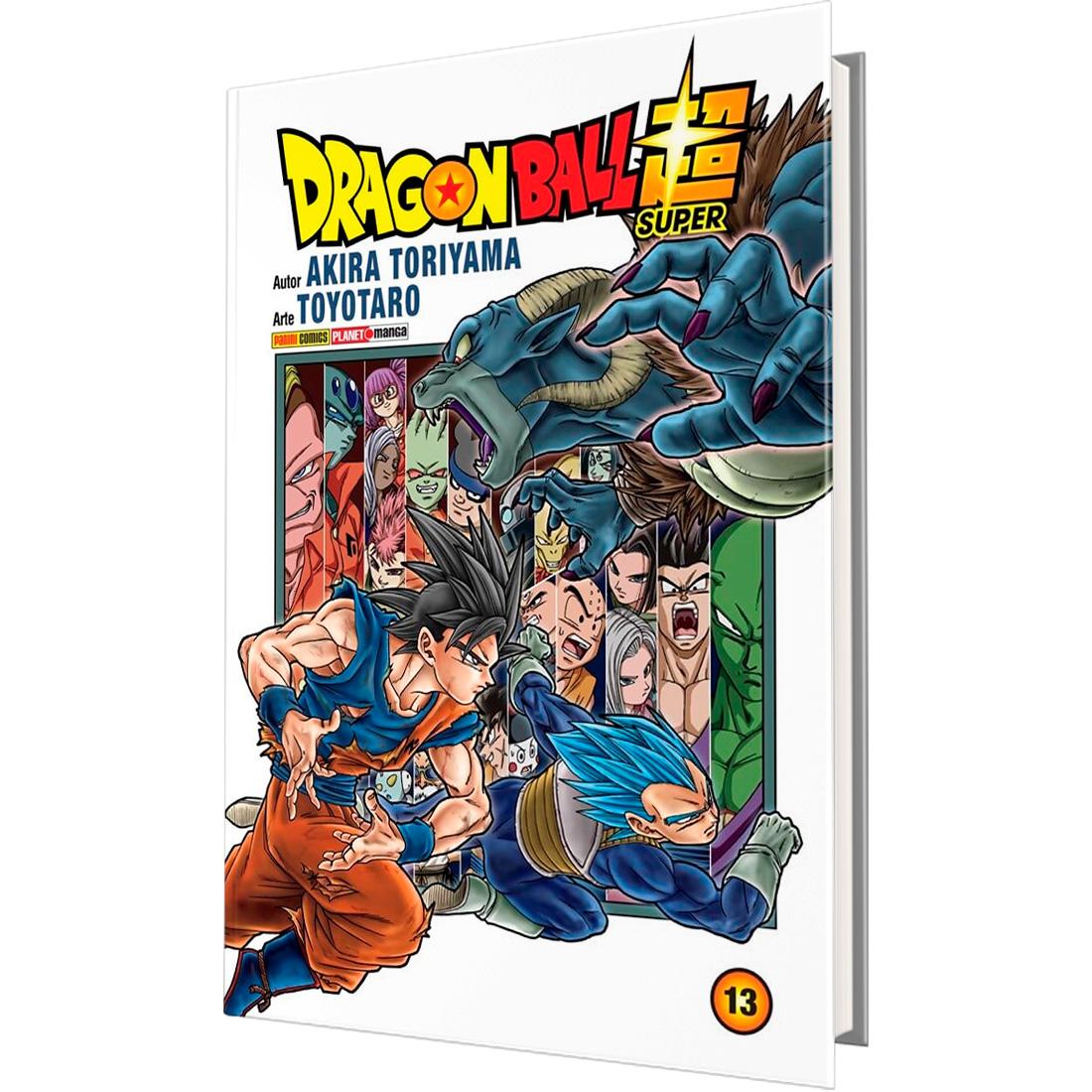 Dragon Ball Super Vol. 13