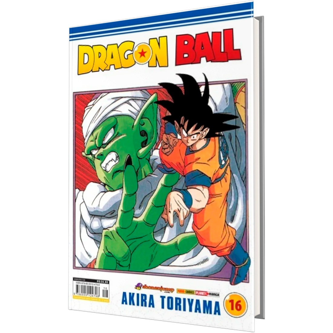 Dragon Ball Vol. 16