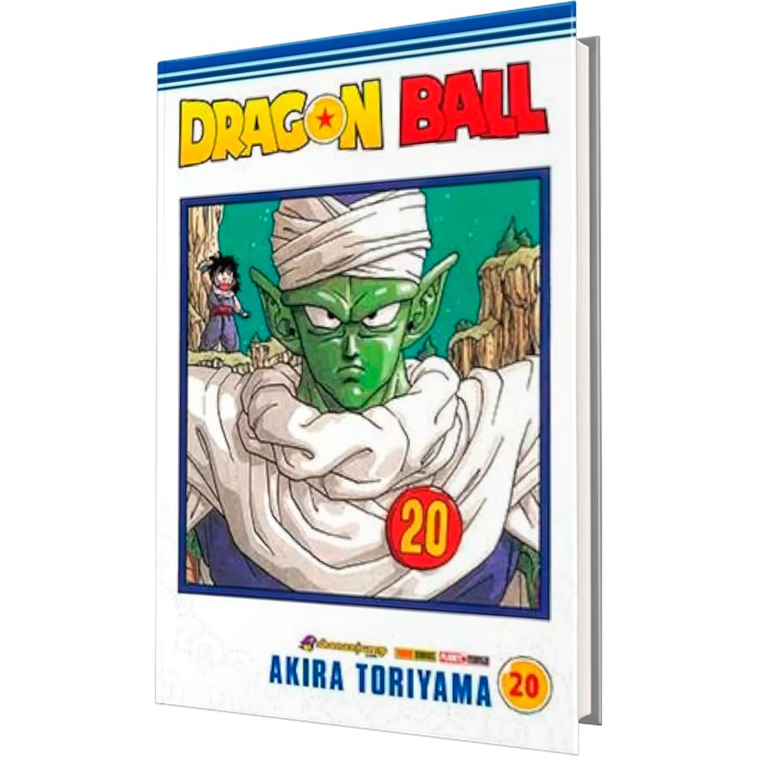Dragon Ball Vol. 20