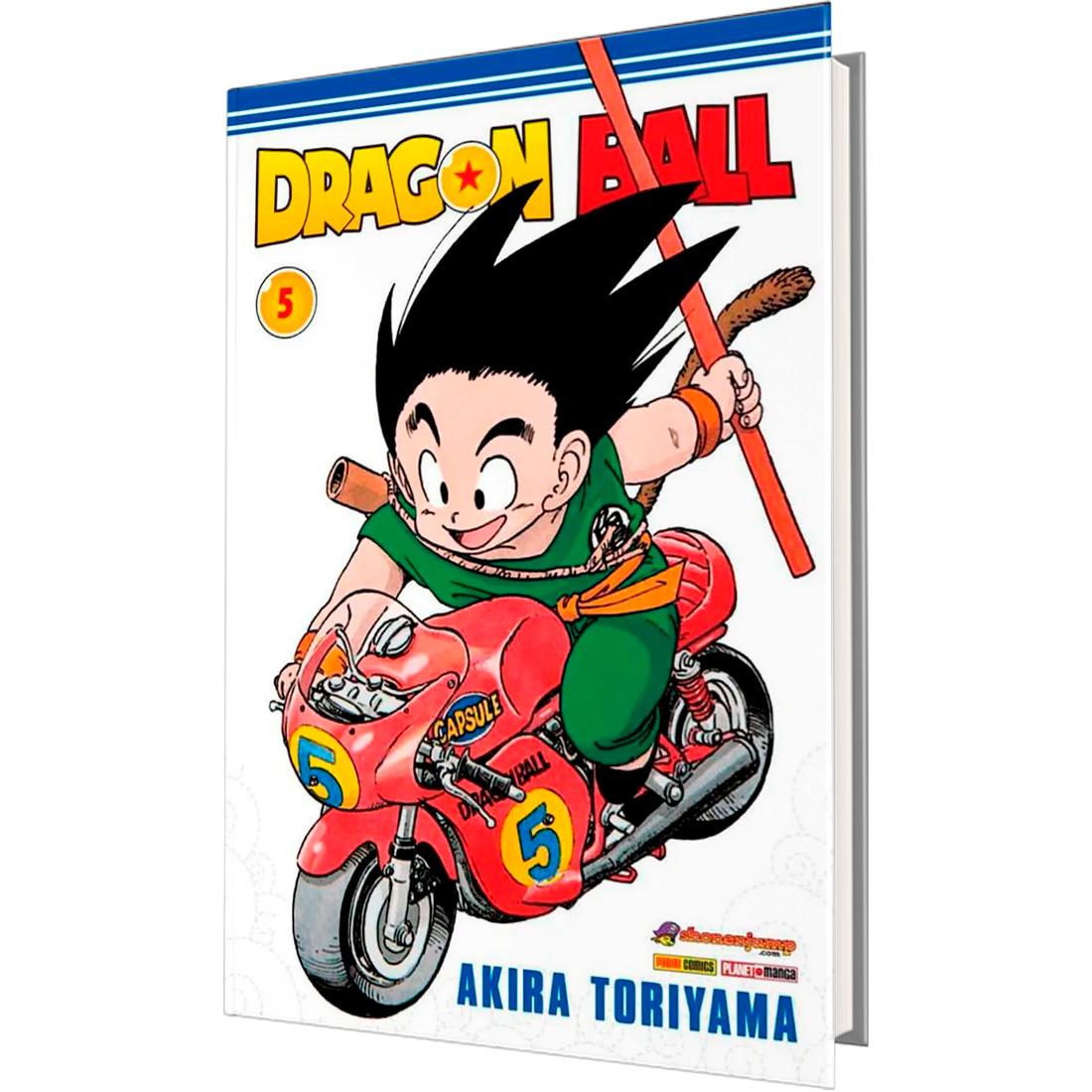 Dragon Ball Vol. 5