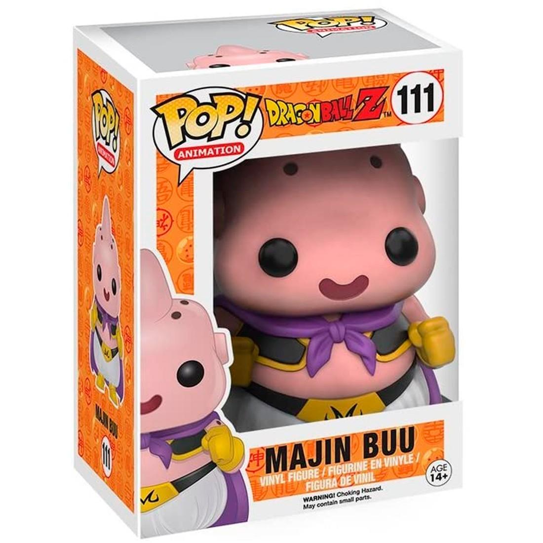 Funko Pop! Animation Dragon Ball Z 111 Majin Buu