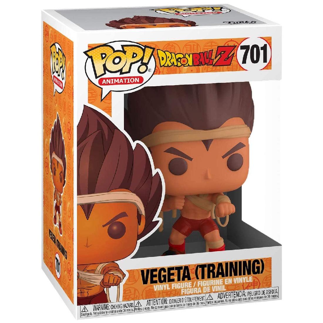 Funko Pop! Animation Dragon Ball Z 701 Vegeta Training