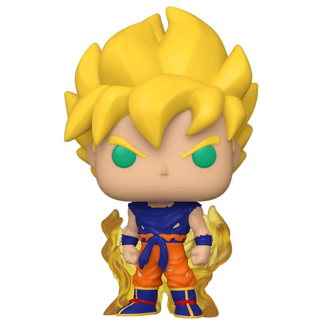 Funko Pop! Animation Dragon Ball Z 860 Super Saiyan Goku First Apperance