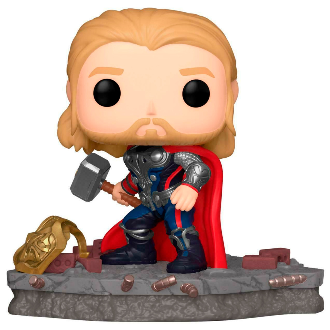 Funko Pop Avengers Assemble Thor 587 Avengers Deluxe Special Edition