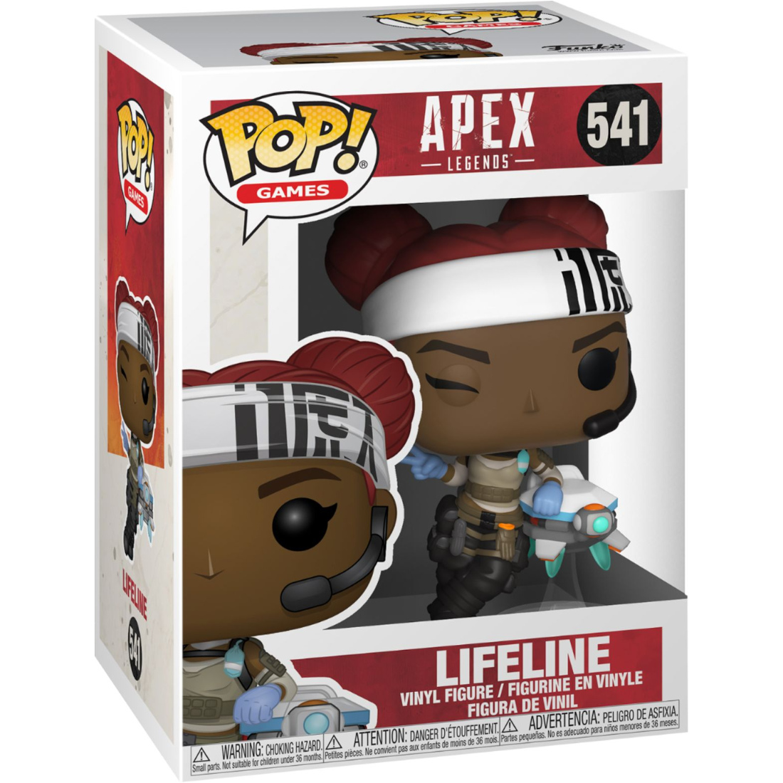 Funko Pop! Games Apex Legends 541 Lifeline