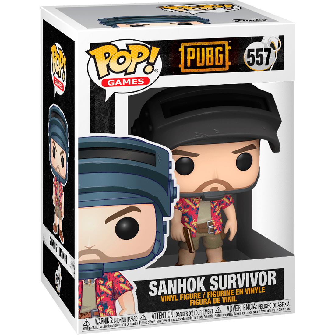 Funko Pop Games PUBG 557 Sanhok Survivor