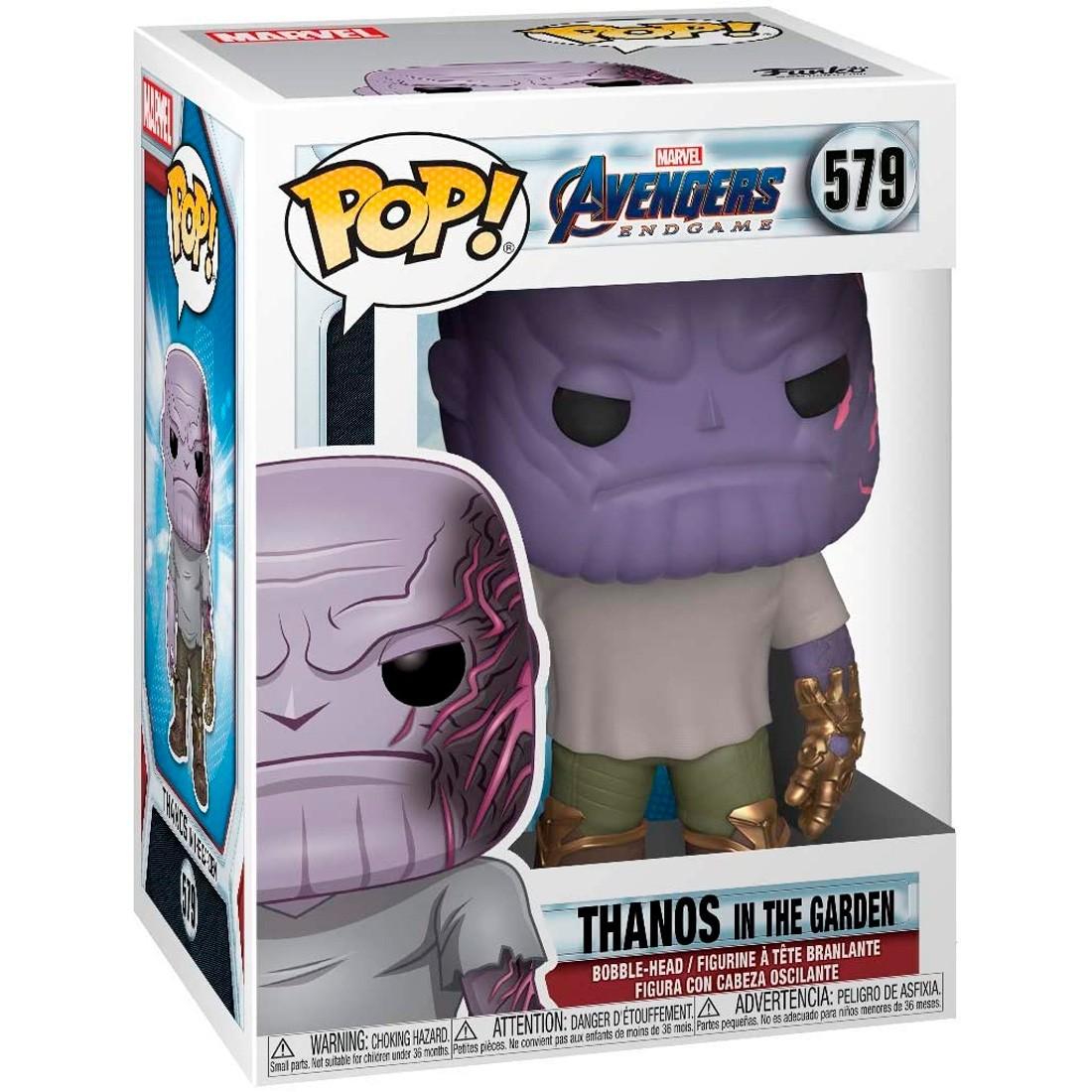 Funko Pop! Marvel Avengers Endgame 579 Thanos in the Garden