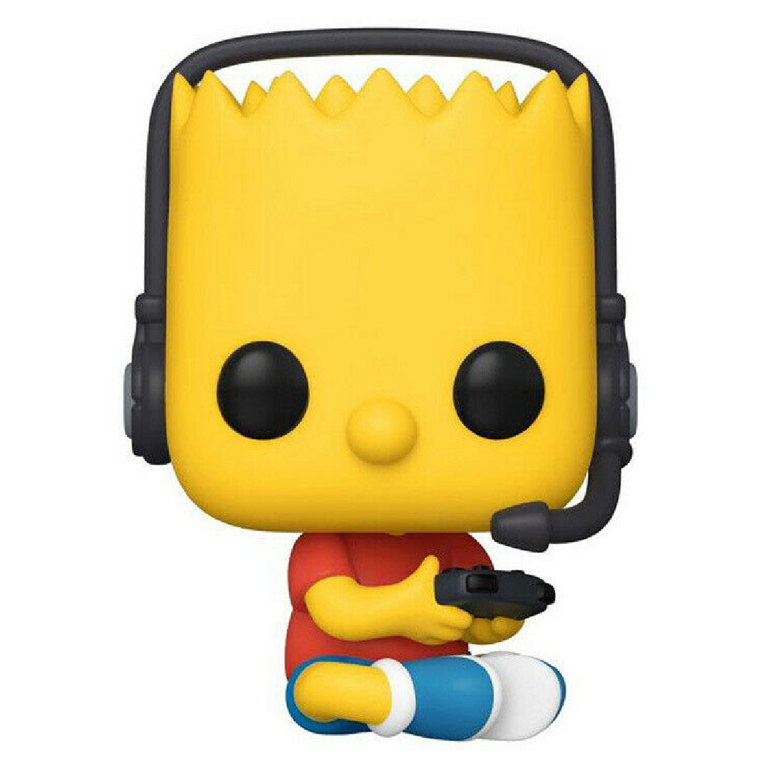 Funko Pop! Television The Simpsons 1035 Gamer Bart