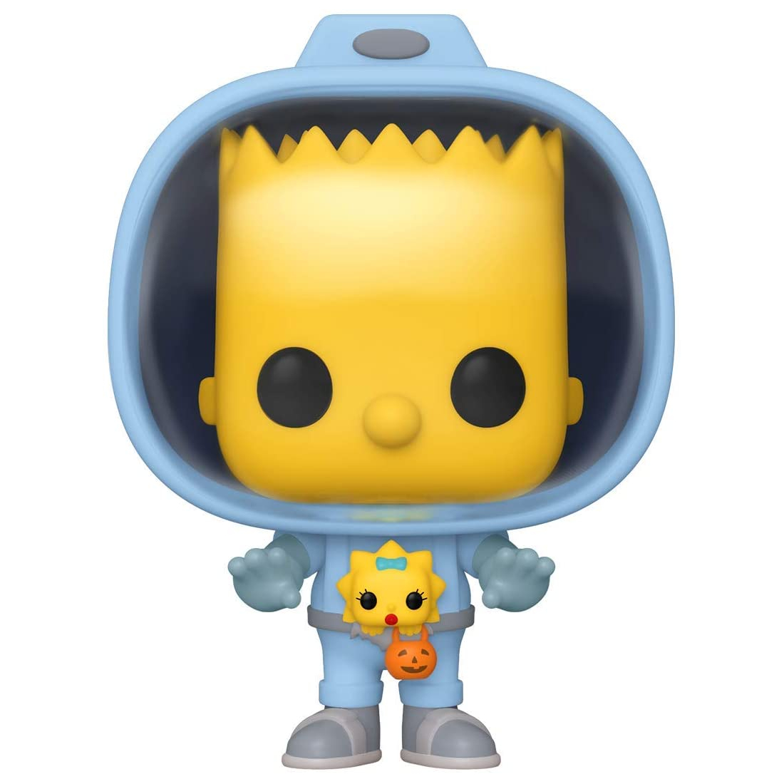 Funko Pop! Television The Simpsons: Theehouse of Horror 1026 Spaceman Bart