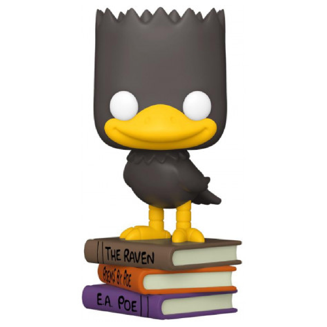 Funko Pop! Television The Simpsons: Theehouse of Horror 1032 The Raven Bart