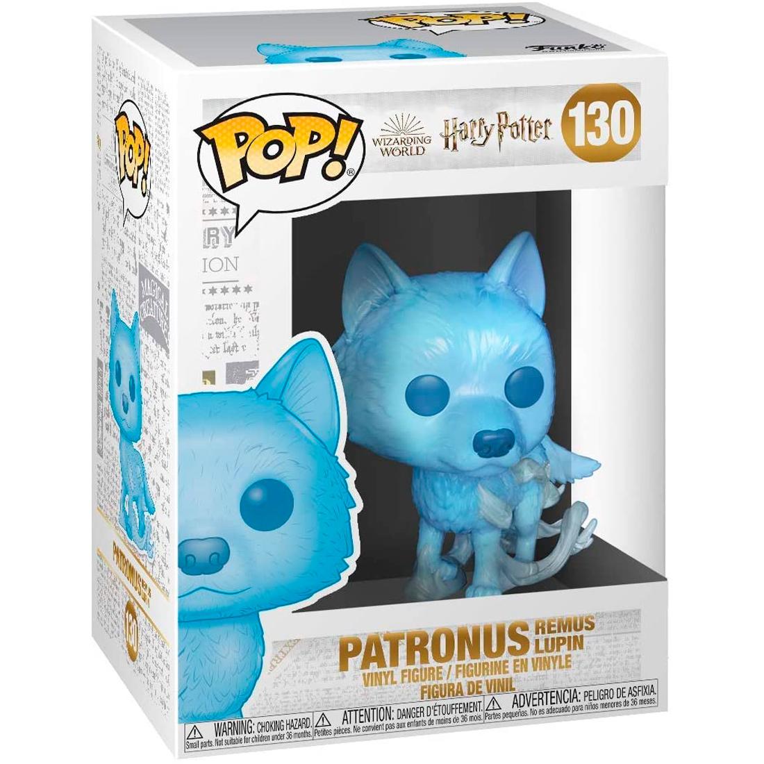 Funko Pop Wizarding World Harry Potter 130 Patronus Remus Lupin