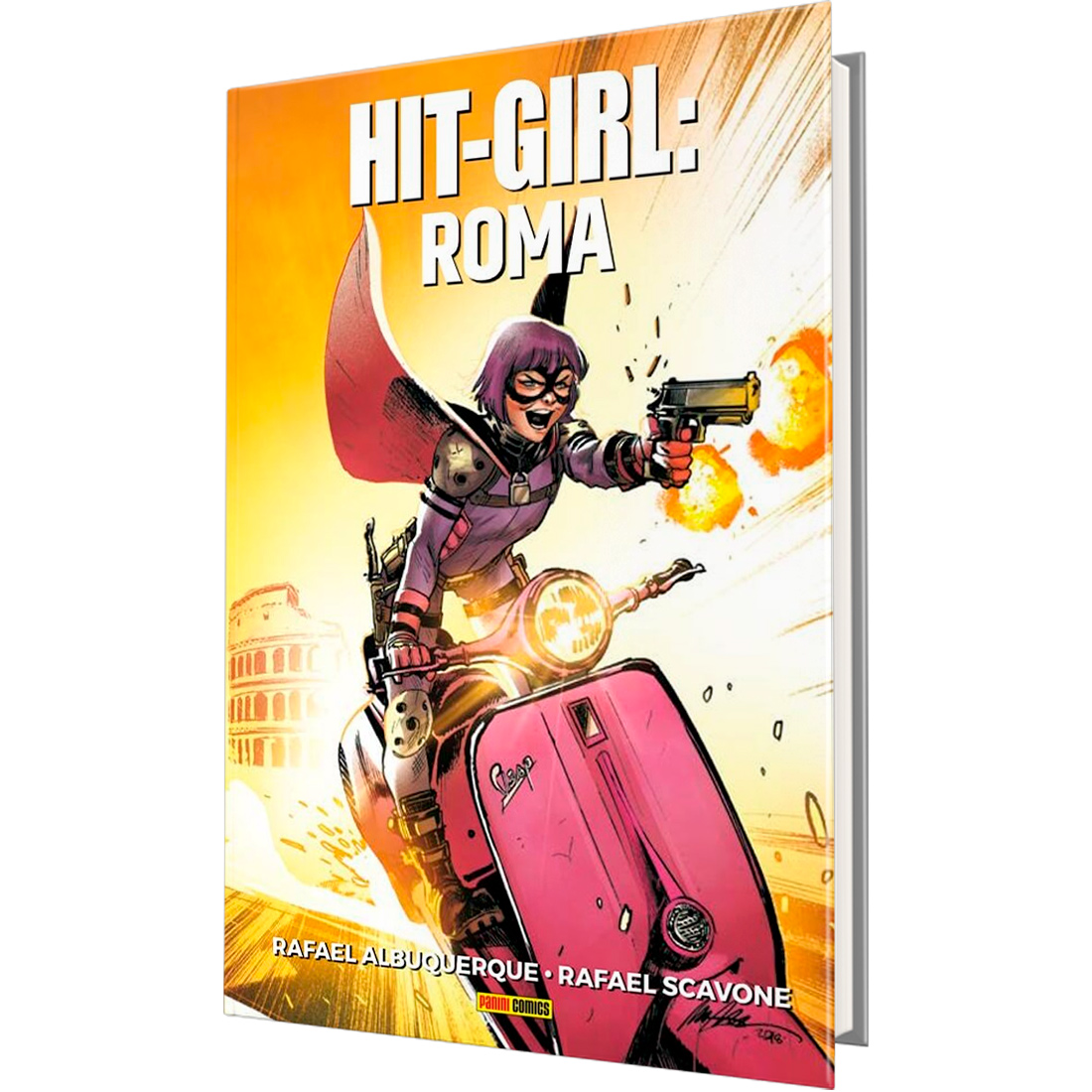 Hit-Girl Vol. 3 - Roma