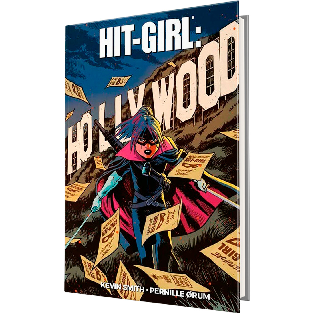 Hit-Girl Vol. 4 - Hollywood
