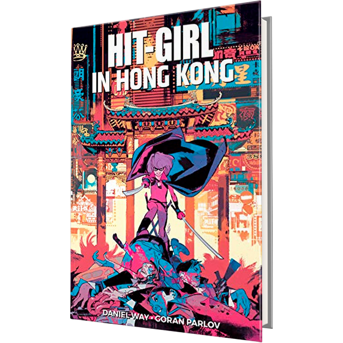 Hit-Girl Vol. 5 - Hong Kong