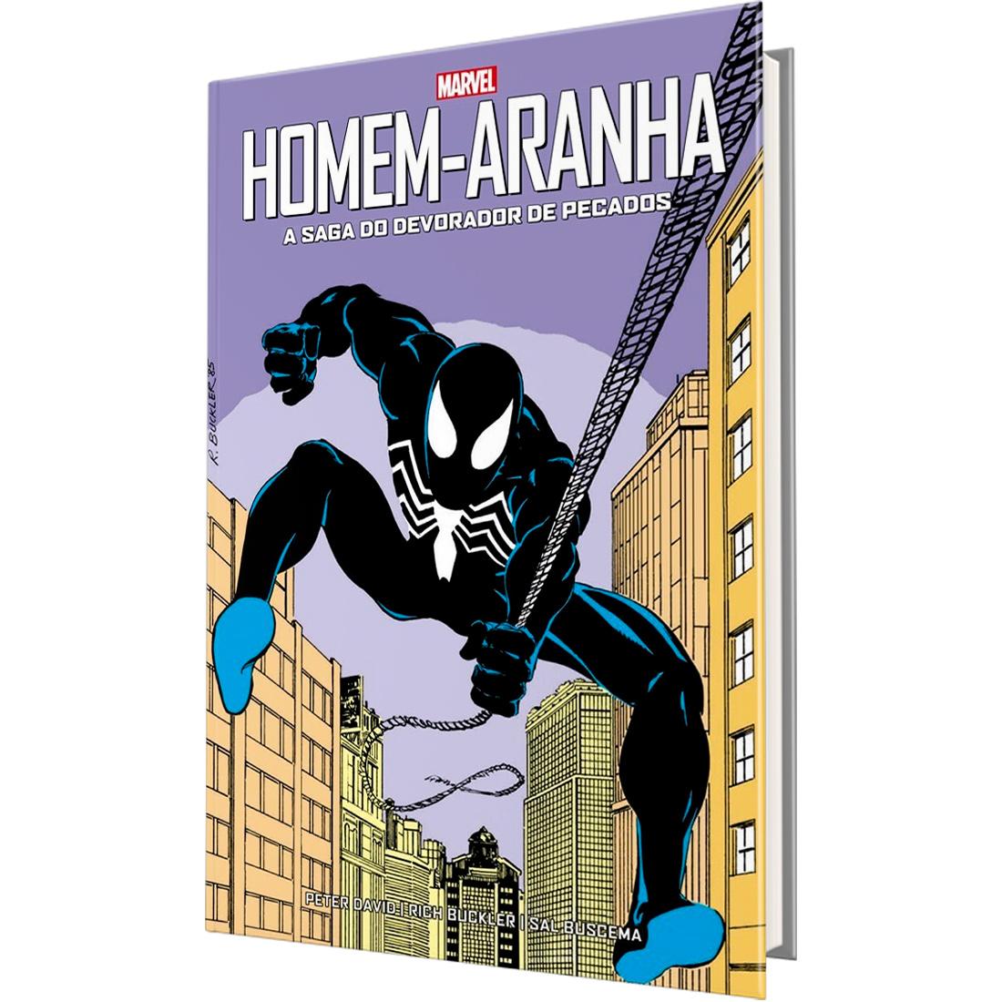 Homem-Aranha - A Saga do Devorador de Pecados