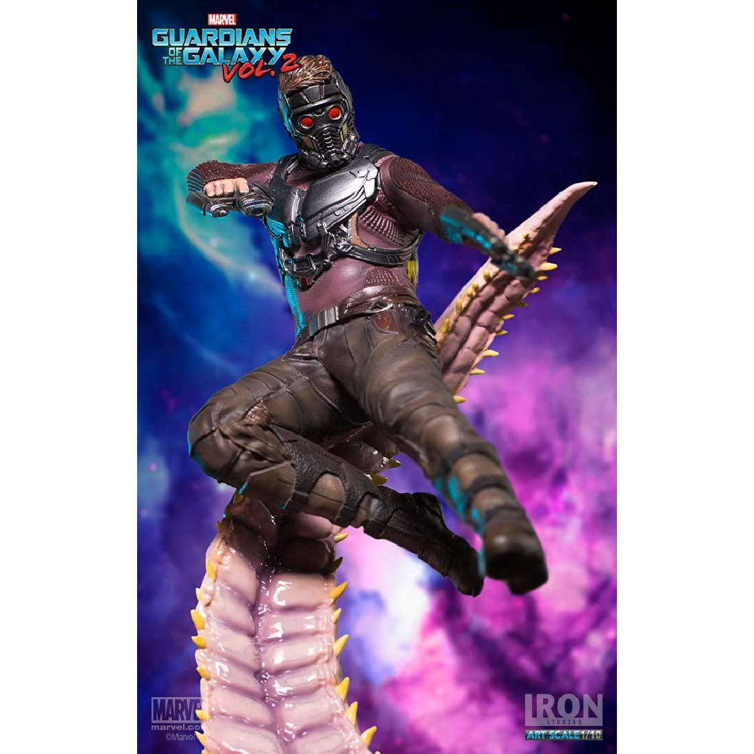 Iron Studios Guardians of the Galaxy Vol. 2 BDS Star-Lord