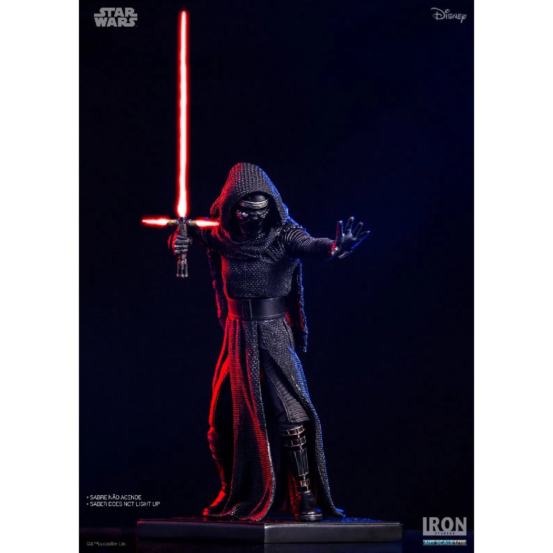 Iron Studios Star Wars Serie 2 Kylo Ren