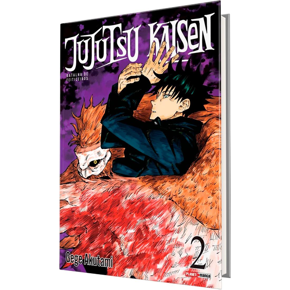 Jujutsu Kaisen - Batalha de Feiticeiros Vol. 2
